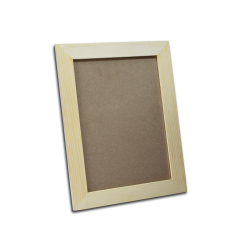 Tronix,Wood A4 Picture Frame - Natural,natral,ISPF-00044 image here