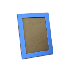 Tronix,Wood A4 Picture Frame - Light Blue,light blue,ISPF-00047 image here