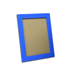 Tronix,Wood A4 Picture Frame - Dark Blue,dark blue,ISPF-00048 image here