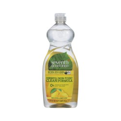 Seventh Generation |Dish Washing Liquid  - Fresh Citrus & Ginger image here