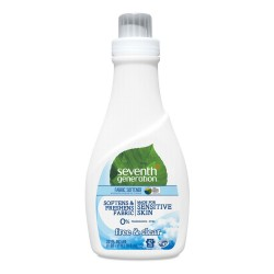 Seventh Generation |Liquid Fabric Softener 2X - Free and Clear  image here
