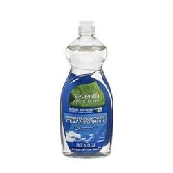 Seventh Generation | Dish washing Liquid  - Free and Clear Natural image here