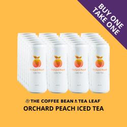 THE COFFEE BEAN & TEA LEAF® ORCHARD PEACH ICED TEA by 24s (SALE) image here