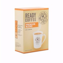 THE COFFEE BEAN & TEA LEAF® READY COFFEE 3-IN-1 PREMIUM BLEND image here