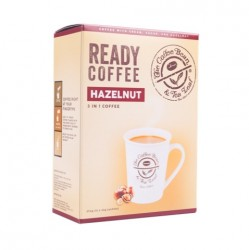 THE COFFEE BEAN & TEA LEAF® READY COFFEE 3-IN-1 HAZELNUT BLEND image here