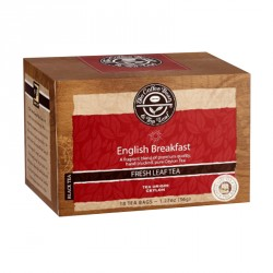 THE COFFEE BEAN & TEA LEAF® FRESH LEAF TEA - ENGLISH BREAKFAST image here
