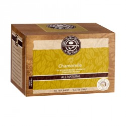 THE COFFEE BEAN & TEA LEAF® FRESH LEAF TEA - CHAMOMILE image here