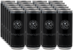 THE COFFEE BEAN & TEA LEAF® AMERICANO IN CAN by 24s image here