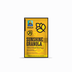 THE ARCHIPELAGO FOOD & BEVERAGE CO. SUNSHINE GRANOLA by 6s image here