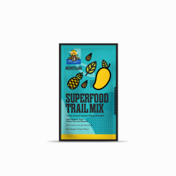THE ARCHIPELAGO FOOD & BEVERAGE CO. SUPERFOOD TRAIL MIX by 3s image here