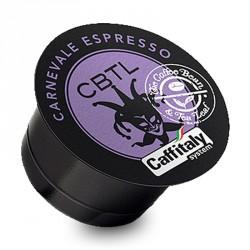 CBTL™ CARNEVALE ESPRESSO CAPSULES box of 10 image here