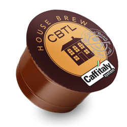 CBTL™ HOUSE BREW CAPSULES box of 10 image here