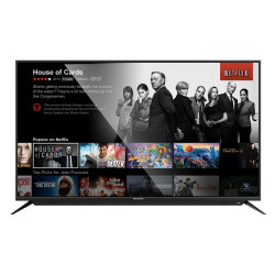 55G6 UHD Android Television image here