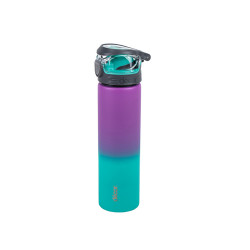 DÉCOR, ENERGY 1 TOUCH STAINLESS STEEL 780ml, GREEN PURPLE,  235400GP  image here
