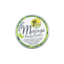 The Tropical Shop,Natural Moringa Body Butter,4809015539064 image here