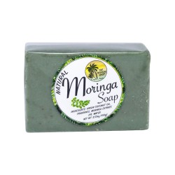 The Tropical Shop,Natural Moringa Soap,4809015539057 image here