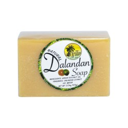 The Tropical Shop,Natural Dalandan Soap,4809015539033 image here