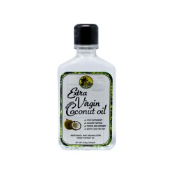 The Tropical Shop,Natural Extra Virgin Coconut Oil 200ml,4809015539422 image here