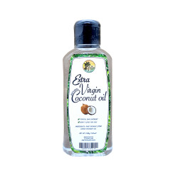 The Tropical Shop,Natural Extra Virgin Coconut Oil 100ml,4809015539415 image here