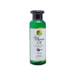 The Tropical Shop,Natural Massage Oil(Lavander),4809015539408 image here