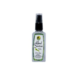 The Tropical Shop,Natural Hand Sanitizer(Lemon Grass),4809015539163 image here