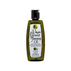 The Tropical Shop,Natural Virgin Coconut Tanning Oil,4809015539439 image here
