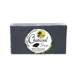 The Tropical Shop,Natural VCO Artisanal Charcoal Soap,4809015539323 image here