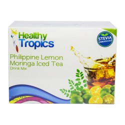 The Tropical Shop,Philippine Lemon Moringa Ice Tea,4806508782624 image here