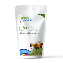 Orich,Healthy Tropics,Philippine Soursop Leaf Tea,4806508786103 image here