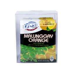 Orich,Malunggay Orange Juice Drink Mix 12 Sachets,4806508788312 image here