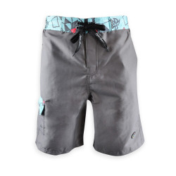 Maui and sons, Boardshort, Grey, 450201.GRY image here