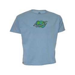 Maui and sons, Round neck t-shirt, Blue, 400145.HBL image here