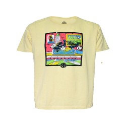 Maui and sons, Roundneck tshirt,400146.H.YEL  image here