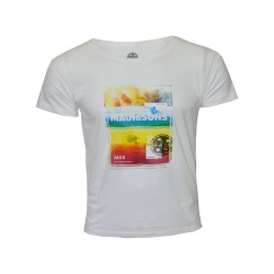 Maui and sons, Roundneck tshirt, White, 400154.WHT image here