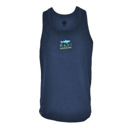 Maui and sons, Roundneck sando, Blue, 410161.NAVY A image here