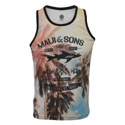 Maui and sons, Dri-fit sando, 410149.MULTI image here