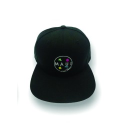 Maui and sons, Cap, Black, MSA4007.BLACK image here