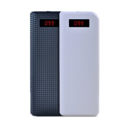 Remax, Power box  PPL12 Powerbank 20000 mah White,white,PPL12 Power box  20000 mah White image here