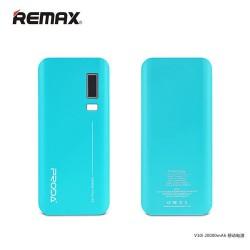 Remax, Proda Jane V10i series 20000 mAh Blue ofdede,#0fdede,Jane Powerbank V10i 20000 mAh Blue ofdede image here