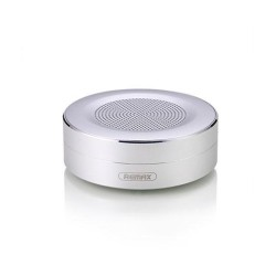 Remax, Portable Bluetooth Speaker RBM13 Silver,silver,Bluetooth speaker RBM13 Silver image here
