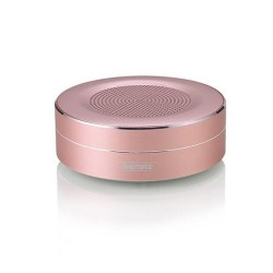 Remax, Portable Bluetooth Speaker  RBM13 Pink,pink,Bluetooth Speaker RB M13 Pink image here