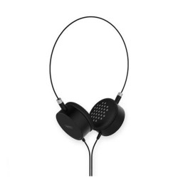 Remax, Portable Wired Light Weight Headphone RM910 Black,black,Portable Wired Headphone RM910 Black image here