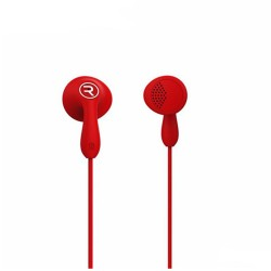 Remax, Candy HiFi Earphone RM301 Red,red,Candy HiFi Earphone RM301 Red image here