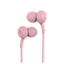 Remax, Concave-convex earphone RM 510 Pink,pink,Concave-convex earphone RM 510 Pink image here