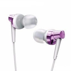 Remax, Meter Stereo Metal Earphone RM 575 Pro Pink,pink,Stereo Metal Earphone RM 575 Pro Pink image here