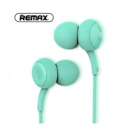 Remax Concave-convex earphone RM 510 Blue image here