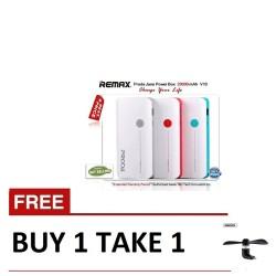 Remax, Jane V10 20000mAh with free mini usb White,white,Jane V10 20000mAh with free mini usb White image here
