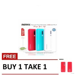 Remax, Jane V10i Power bank 20000 mAh B1T1 Red,red,Jane V10i 20000 mAh B1T1 Red image here