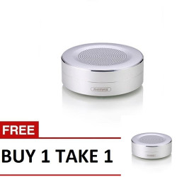 Remax,, Remax, Bluetooth speaker RB-M13 B1T1 Silver, silver, Remax, Bluetooth speaker RB-M13 B1T1 Silver,silver,Remax Bluetooth speaker RB-M13 B1T1 Silver image here