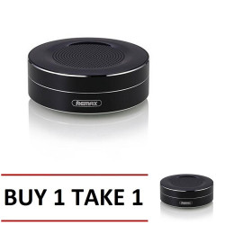 Remax, Remax Bluetooth speaker RB-M13 B1T1 Black, black, Remax Bluetooth speaker RB-M13 B1T1 Black image here